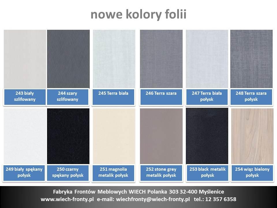 e9c025efa6a2e Nowe kolory folii 2016